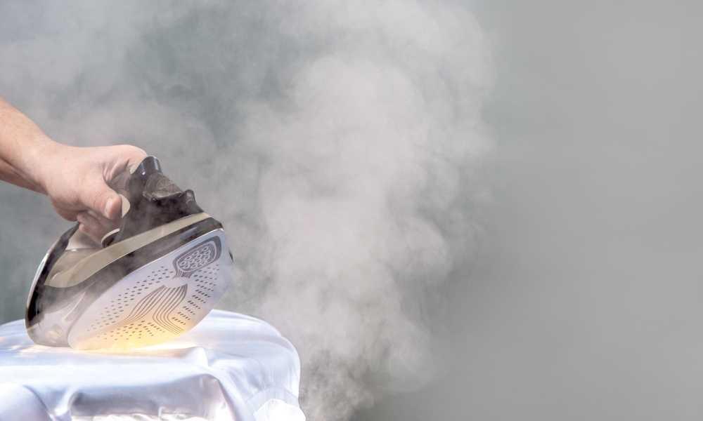 Can Steam Iron Burn Clothes